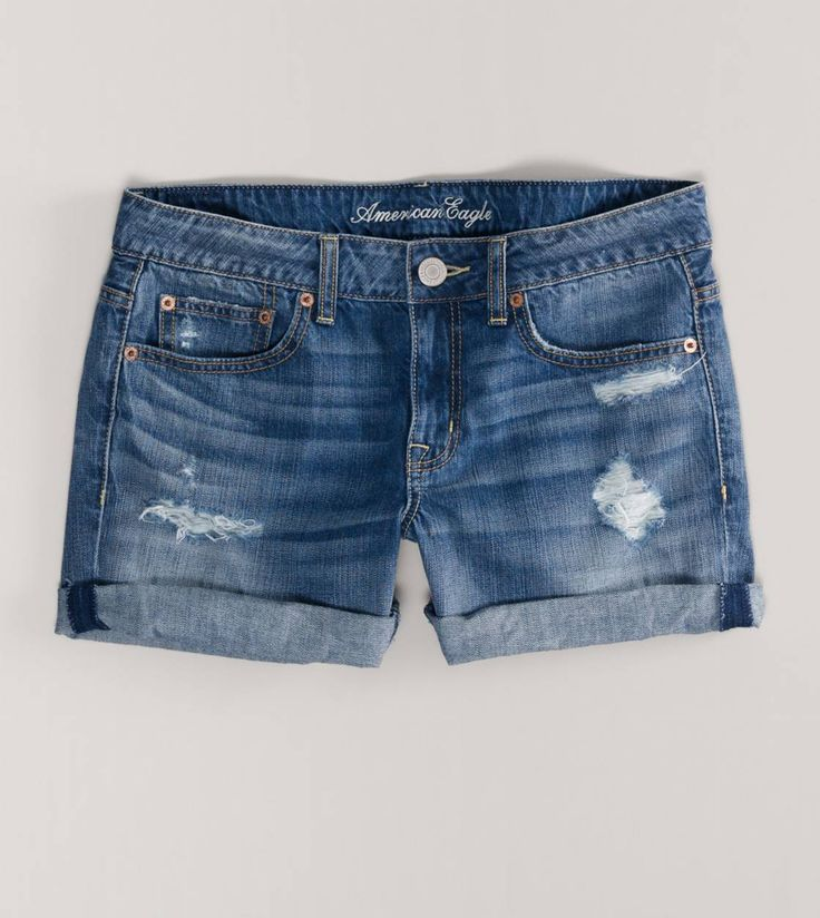 Pants (2): Pair of cute shorts - vacation, summer in the states, and around my home.