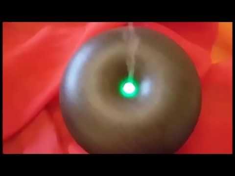 VicTsing 140ml Aroma Diffusor Luftbefeuchter LED
