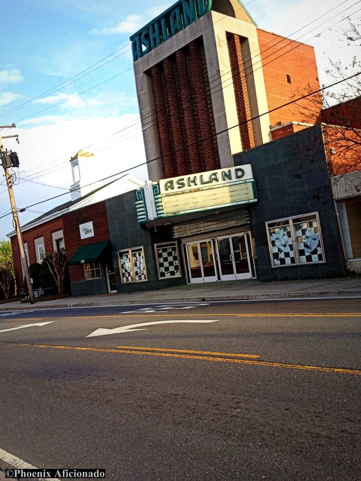 Ashland Virginia Theater