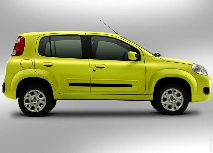 2011 Fiat Uno