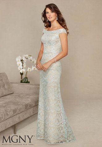 Madeline Gardner Evening Gown 71301