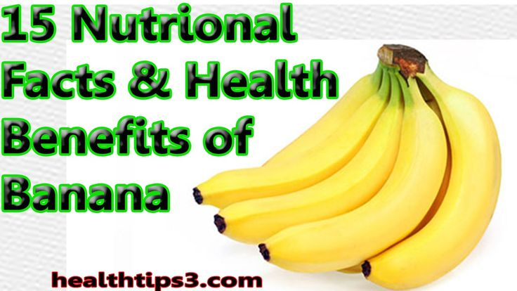 In this article we are discussing about Top 15 Banana Facts and Nutrional benefits. The banana contains 3 natural sugars which are sucrose, fructose and glucose. It is also rich in fiber, Protein, phosphorus, iron and vitamins and minerals. Energetic and very rich in water banana is generally important