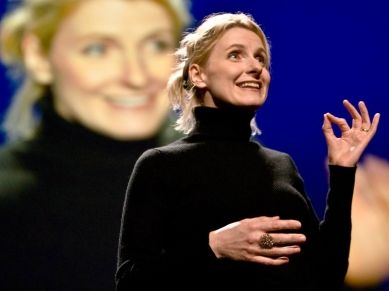 My all-time favorite TED talk - Elizabeth Gilbert on artists, genius and creativity.