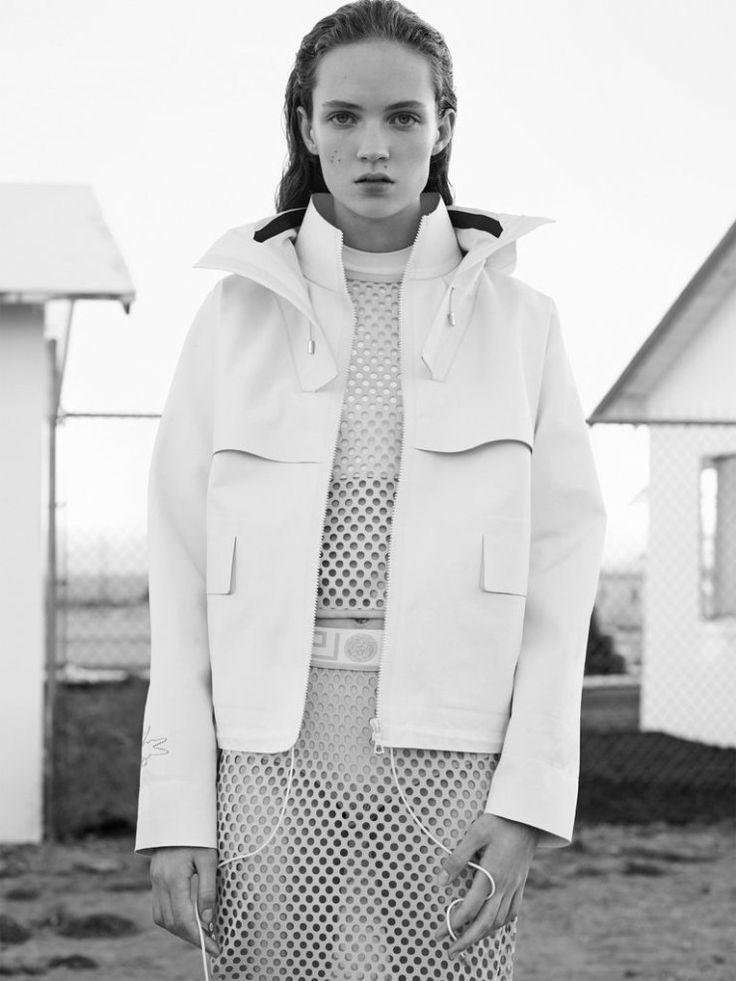 Adrienne Jüliger, Aya Jones by Karim Sadli for The New York Times T Style Magazine Spring 2015 9