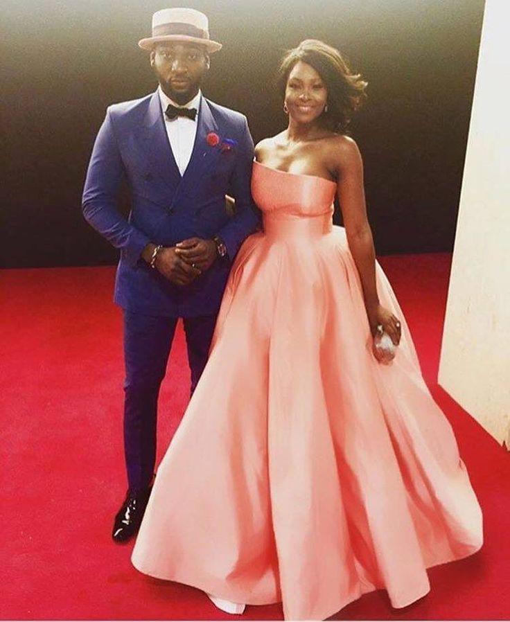 Image result for Osas Ighodaro and Gbenro Ajibade