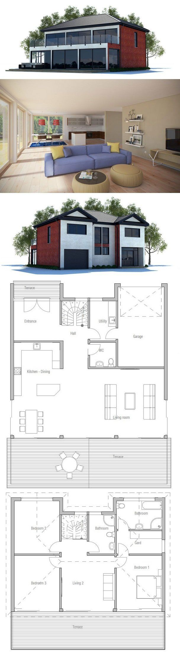 Find this pin and more on oh my house structurefloorplans