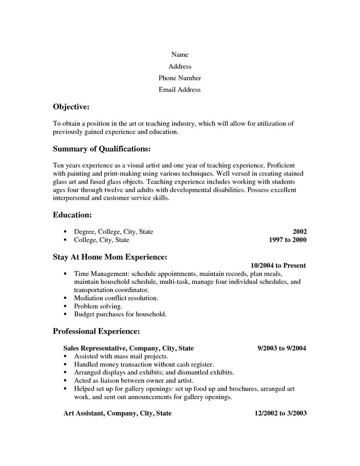 23 cover letter for stay at home mom cover letter for