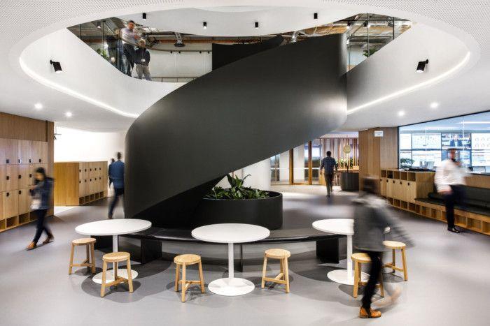 Office Tour Origin Offices Brisbane With Images Interior