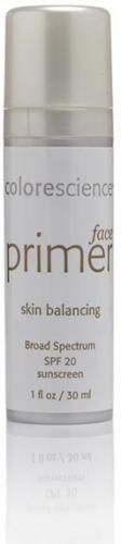 Foundation Primer: Colorescience Skin Balancing Face Primer Spf 20, 1 Oz (30Ml) New No Box BUY IT NOW ONLY: $49.0