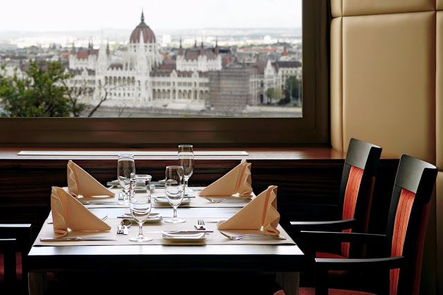 The most romantic restaurants in Budapest