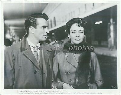 1954 Indiscretion of an American Wife Original Press Photo Jennifer Jones