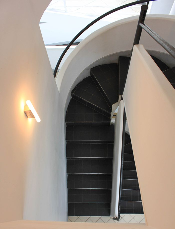 17 meilleures images propos de escalier sur pinterest for Couleur escalier interieur