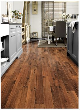 Laminate Flooring Not Too Dark As To Avoid Looking Dirty Too Often