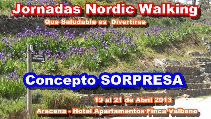 www.fincavalbono.com -- http://jornadasnordicwalking.blogspot.com