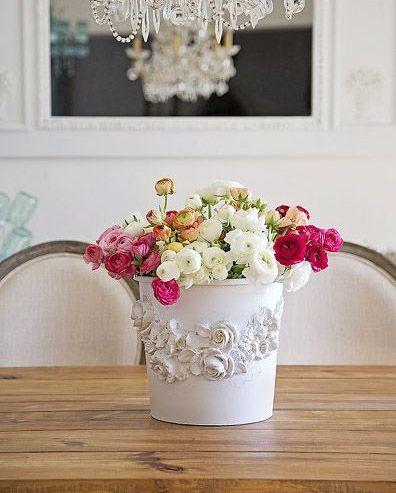 After: Romantic Vase