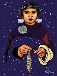 Resultado de imagen para mapuche ilustracion