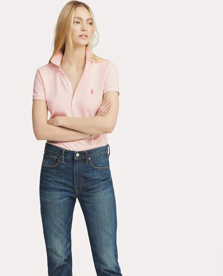 cafe3ce27c Pink Pony Slim Polo Shirt #conscious#body#stage | Boohoo in 2019 ...