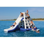 Inflatable Climbing Water Tower: The Ponds, Stonghurst, Water Fun, Inflatable Water Sliding, The Lakes House, Kids, Water Parks, Pools, Products