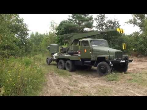 Militärfahrzeugtreffen Zeithain 2012 Ural ZIL-131 Tatra 815 UAZ-452 IFA G5 Sachsenring P3 NVA