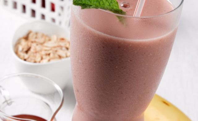 Boisson de récupération aux fruits et à l'érable | Fruity Maple Refueler Shake