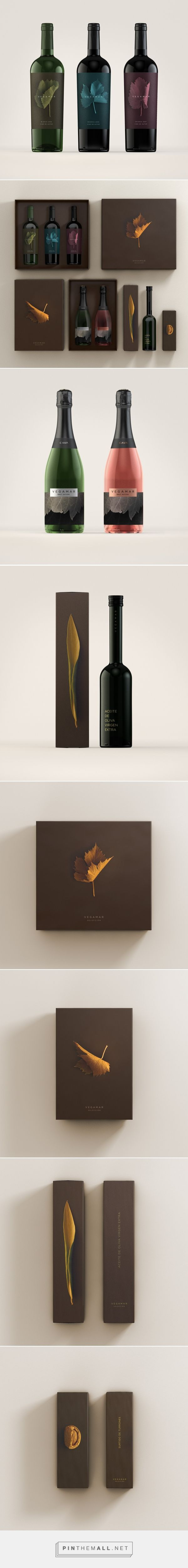 Vegamar Selección Wine Packaging by Lavernia & Cienfuegos | Fivestar Branding Agency – Design and Branding Agency & Curated Inspiration Gallery