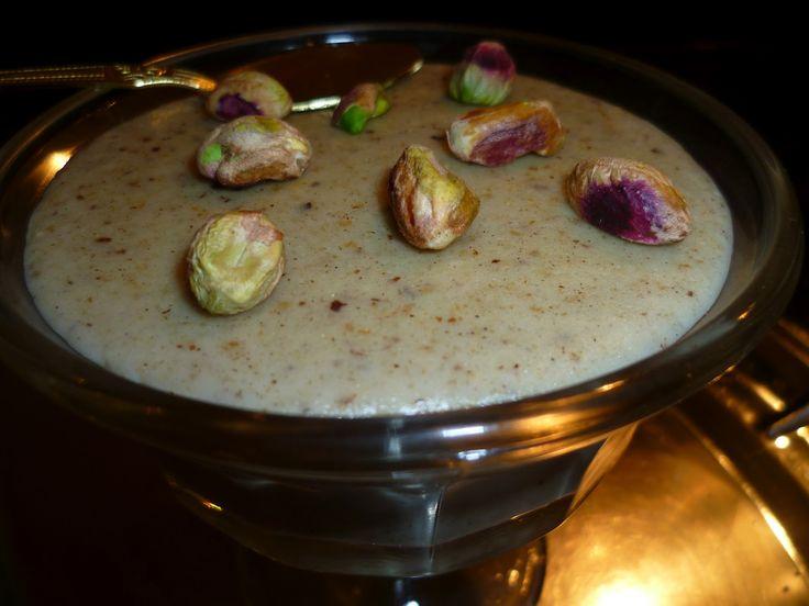 Recette droo cr me de sorgho de la cuisine tunisienne for Algerien cuisine