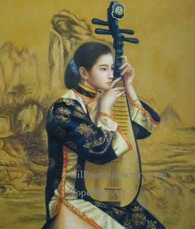 56 best Chen Yifei images on Pinterest