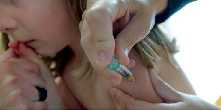 Nouveau calendrier national de vaccination L'application prend effet aujourd'hui