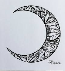 Image result for media lunas mandalas