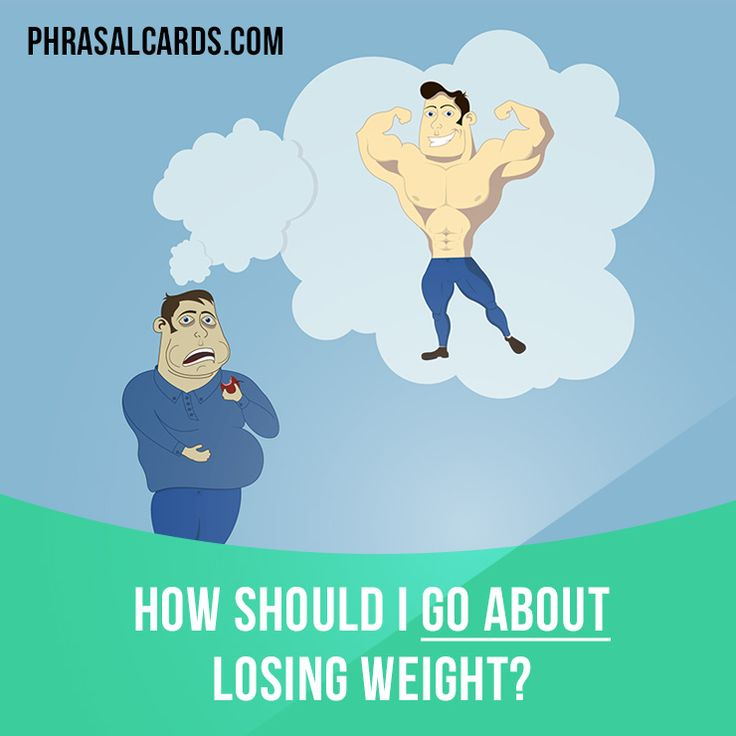 """""""Go about"""" means """"to begin to do something or deal with something"""". Example: How should I go about losing weight?"""