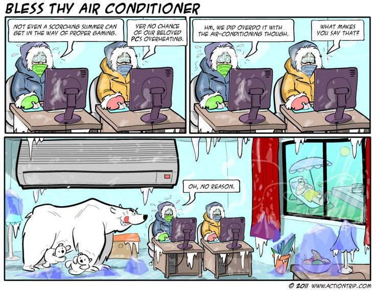 How funny! Pass One Hour Heating & Air Conditioning