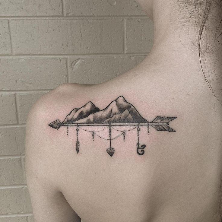 Tattoo Ideas Mountains: Best 25+ Colorado Tattoo Ideas On Pinterest
