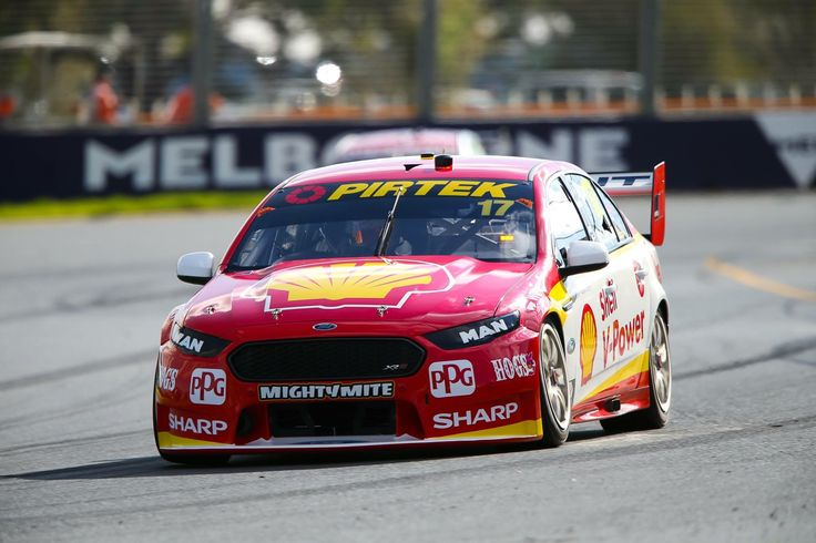 DJRTP - Scott McLaughlin 2017 AGP Race 1 Winner