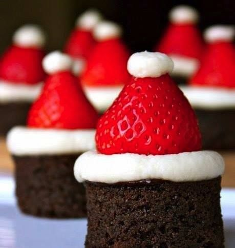 christmas cakes idea