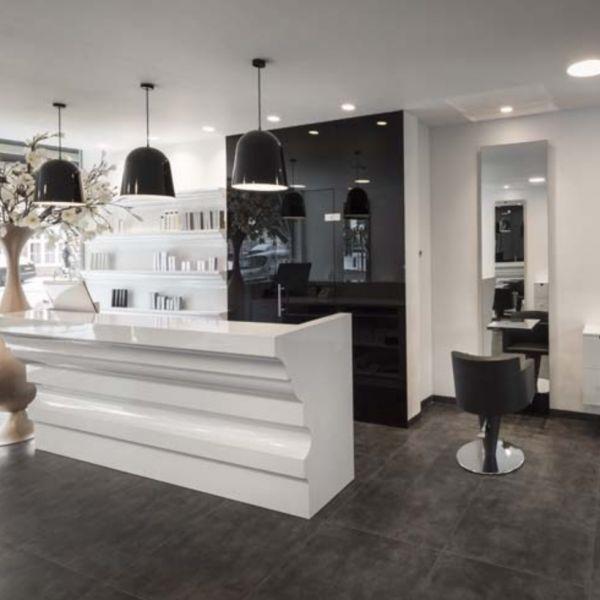 Beauty Design .com: Salon Equipment and Beauty Furniture - Alzira 150 - Reception Desks - Collezione Privata by Marcel Wanders - Salon Recep...