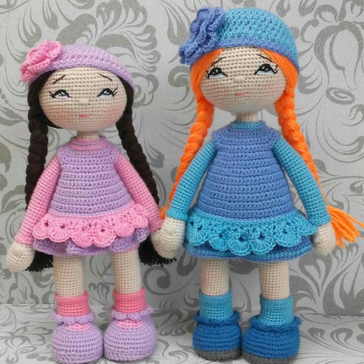 Beauty and Things (Вязаная игрушка, амигуруми)   VK ♡ lovely doll