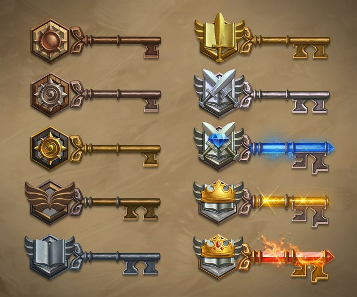 The Key to the Hearthstone Arena - News - Hearthstone