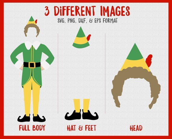 Buddy The Elf Christmas Svg Png Dxf Eps Holiday Movie Files For Greeting Cards Tshi Elf Christmas Card Elf Christmas Decorations Elf Themed Christmas Party