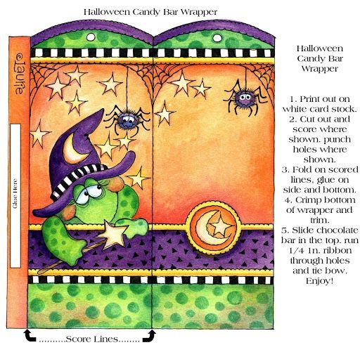 bat candy bar wrapper template - halloween candy bar wrapper printable halloween