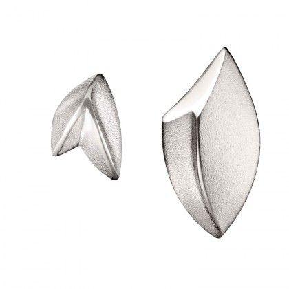Eden earrings silver Design Zoltan Popovits  / Lapponia Jewelry / Handmade in Helsinki