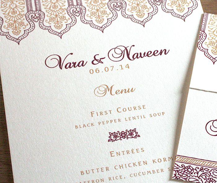 85 Best Wedding Menu Cards Images On Pinterest: 17 Best Images About {reception} Menus On Pinterest