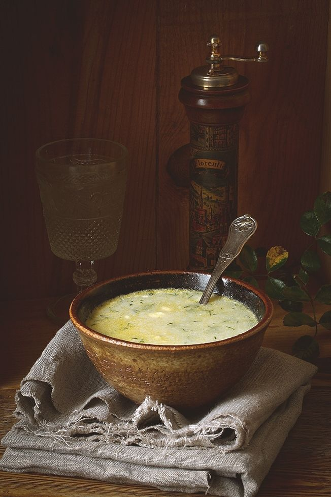 Wileńska zupa koperkowa 6 Chili