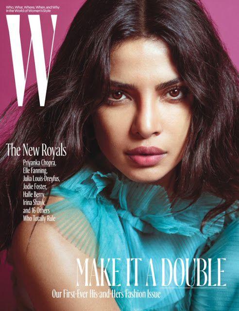 Bharatbytes: Priyankaa Chopra For Wmagazine October 2016