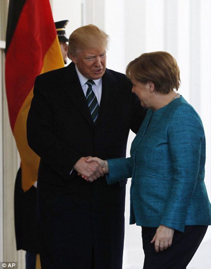 03/17/18 - Trump Super PAC  @TrumpSuperPAC 24h24 hours ago More FAKE NEWS media is yelling: #TRUMP didn't shake #Merkel's hand! It's the end of the world! The sky is falling! I've fallen & I can't get up!