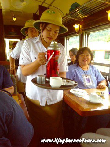 North Borneo Railway, Sabah