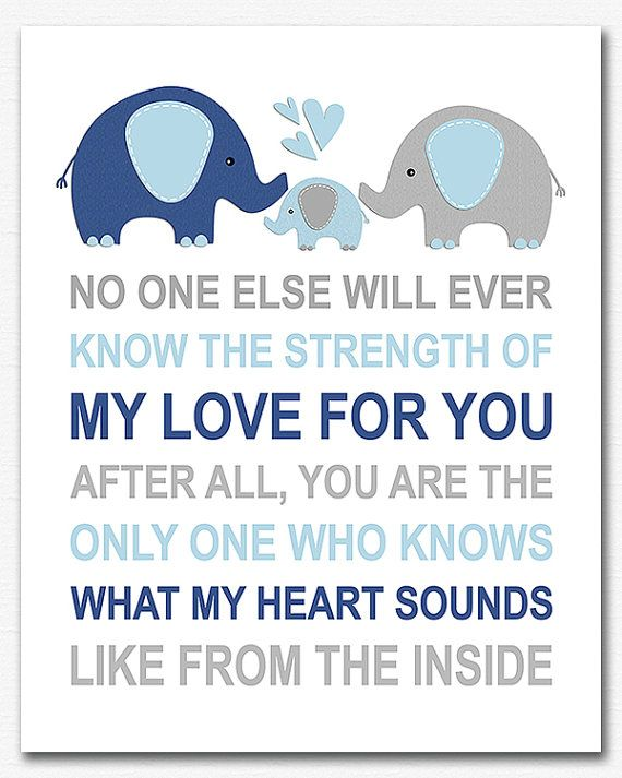 Hey, I found this really awesome Etsy listing at https://www.etsy.com/listing/174100303/blue-navy-and-grey-elephant-nursery-art