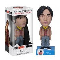 Big Bang Theory Raj Wacky Wobbler