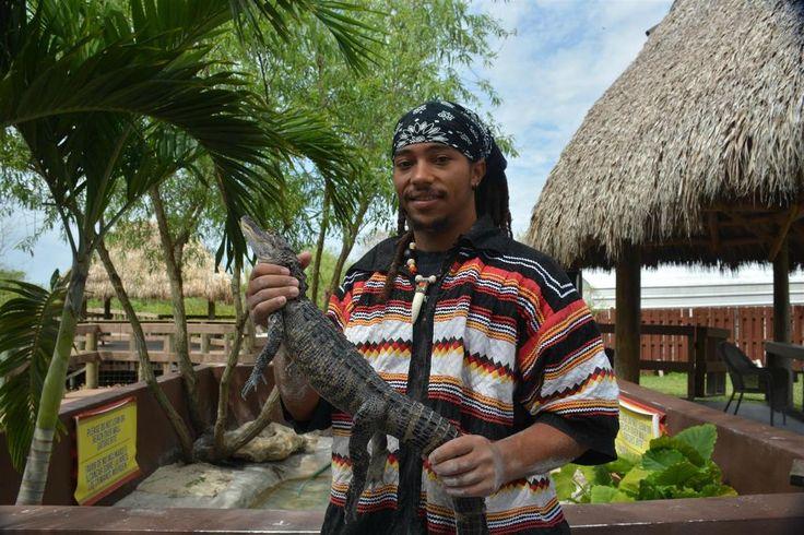 Miccosukee Indian Village - Tamiami