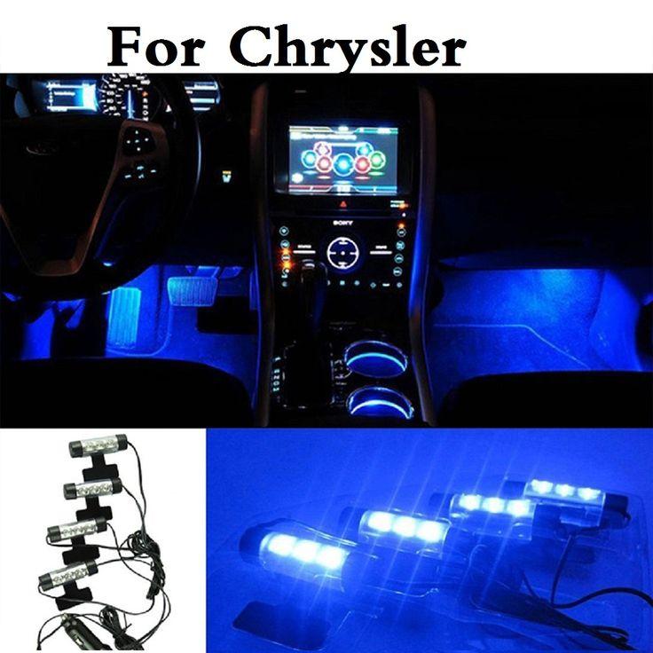 12v Car Interior Decorative Lamp Neon Atmosphere Led Lights For