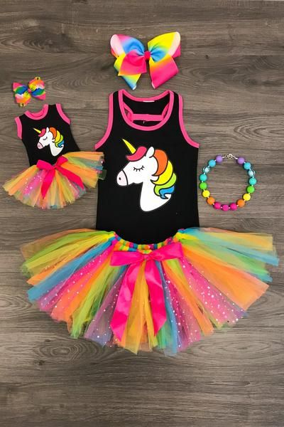 /Ãzhido Girls Tutu Skirt Toddlers Dancing Sequined Star Moon Layered Tulle Rainbow Skirts